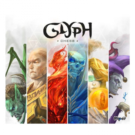 Glyph Chess - Box