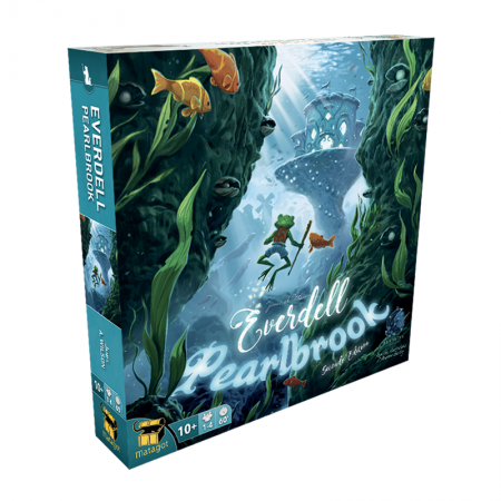 Everdell Pearlbrook - Box