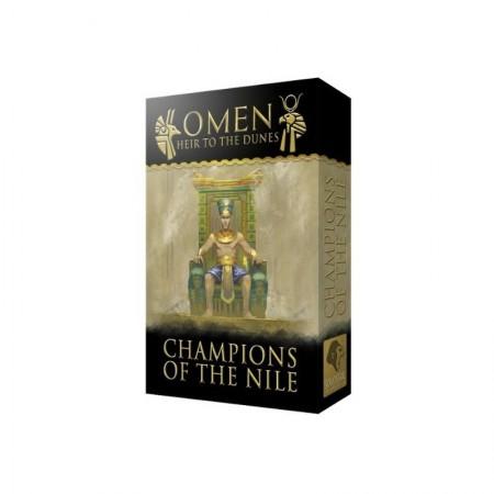 Omen: Champions of the Nile - Box
