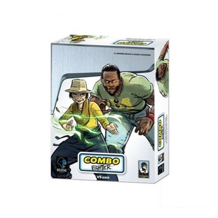 Combo Fighter - Pack 2 - Box