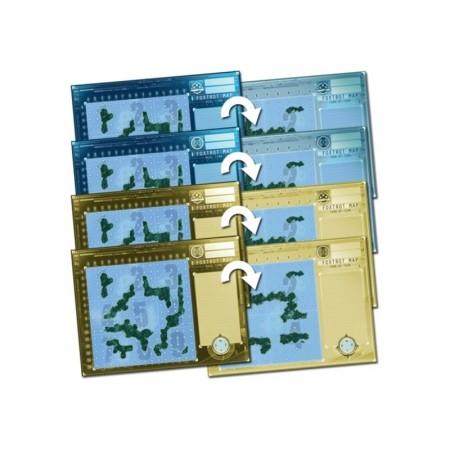 CAPTAIN SONAR - Foxtrot Maps Goodies