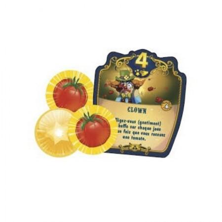Meeple Circus - Goodies Tomatoes & Stars EN