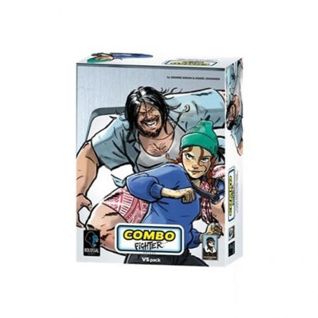 Combo Fighter - Pack 1 - Box