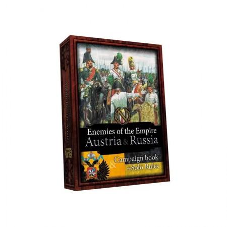 Napoleon Saga Austria & Russia