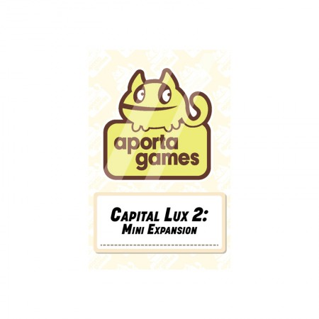 Capital Lux 2: Mini Expansion - Box