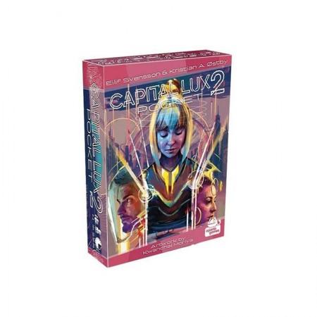 Capital Lux 2 : Pocket - Box